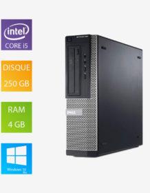 PC fixe reconditionné Dell Optiplex 390 - Intel Core i5-2400