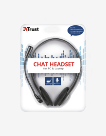 Trust Chat Headset Casque