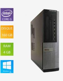 PC fixe reconditionné Dell Optiplex 7010 - Intel Core i5-3470