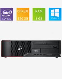 PC fixe reconditionné Fujitsu Esprimo E900 - Intel Core i3-2100