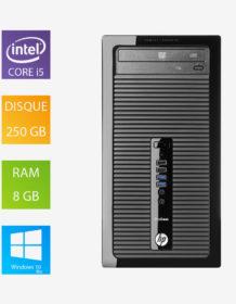 PC fixe reconditionné HP ProDesk 400 G1 MT - Intel Core I5-4570