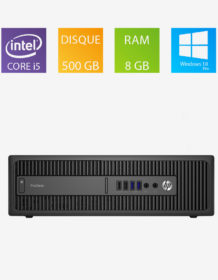 PC fixe reconditionné HP ProDesk 600 G2 SFF - Intel Core i5-6400