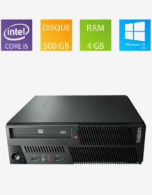 PC fixe reconditionné Lenovo Thinkcentre M90P - Intel Core i5-650