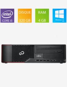 PC fixe reconditionné Fujitsu Esprimo E910 - Intel Core i5-3470