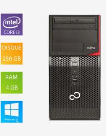 PC fixe reconditionné Fujitsu Esprimo P558/E85+ - Intel Core i3-7100