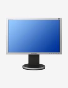 Écran PC reconditionné Samsung SyncMaster 205BW 20 pouces