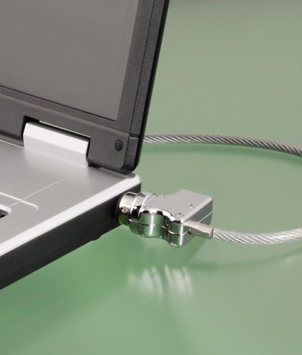 """Hama Antivol à clef """"Light"""" pour ordinateur portable"""