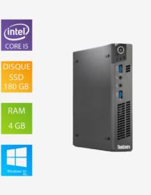 Mini PC Lenovo ThinkCentre M92p Tiny - Intel Core i5-3470T