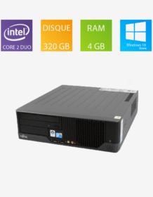 PC fixe reconditionné Fujitsu Esprimo E7936 E-Star5 - Intel Core 2 Duo E8400