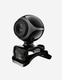 Webcam Trust Exis avec microphone intégré