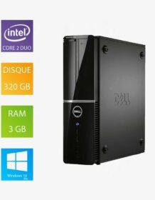 PC fixe reconditionné Dell Vostro 220s - Core 2 Duo E7500