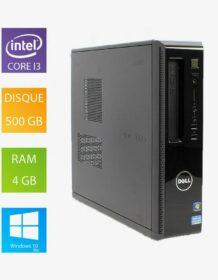 PC fixe reconditionné Dell Vostro 260s - Intel Core i3-2120