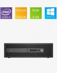 PC portable reconditionné HP EliteDesk 800 G2 SFF - Intel Core i5-6500