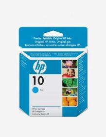 HP 10 (C4841AE) cartouche d'encre cyan authentique