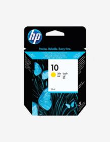 HP 10 (C4842A) cartouche d'encre jaune authentique
