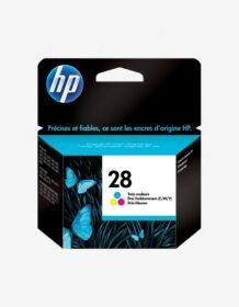 HP 28 (C8728AE) cartouche d'encre trois couleurs d'origine
