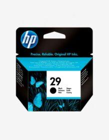 HP 29 (51629AE) cartouche d'encre noir authentique