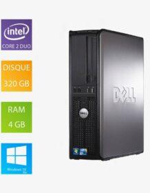 PC fixe reconditionné Dell Optiplex 360 - Intel Core 2 Duo