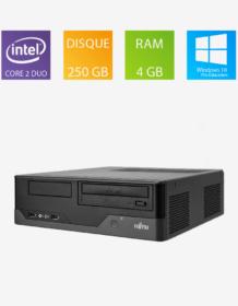 PC fixe reconditionné Fujitsu Esprimo E3521 E85+