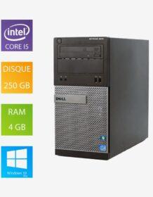PC fixe reconditionné Dell Optiplex 3010