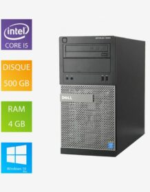 PC fixe reconditionné Dell Optiplex 3020 - Intel Core i5-4590