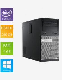 PC fixe reconditionné Dell Optiplex 390 D12M - Intel Core i5-2400