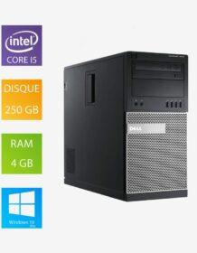 PC fixe reconditionné Dell Optiplex 7010 - Intel Core i5-3570