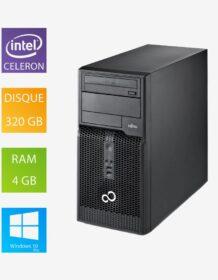 PC fixe reconditionné Fujitsu Esprimo P500 E85+